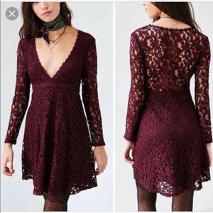 Urban Outfitters Kimchi Blue Lace Dress💋💋